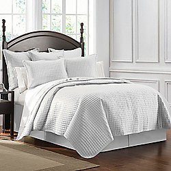 Shop by Collection - 476-865 Waterford Pearl Choice of Size Quilt - 476-865