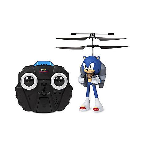 d3bd9c42974b 477-086- World Tech Toys Sonic Boom Sonic the Hedgehog 2.5CH IR Remote
