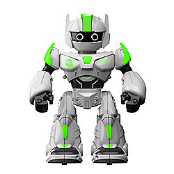 World Tech Toys Smart Bot Auto Function Teaching Robot w/ Blaster & Shield