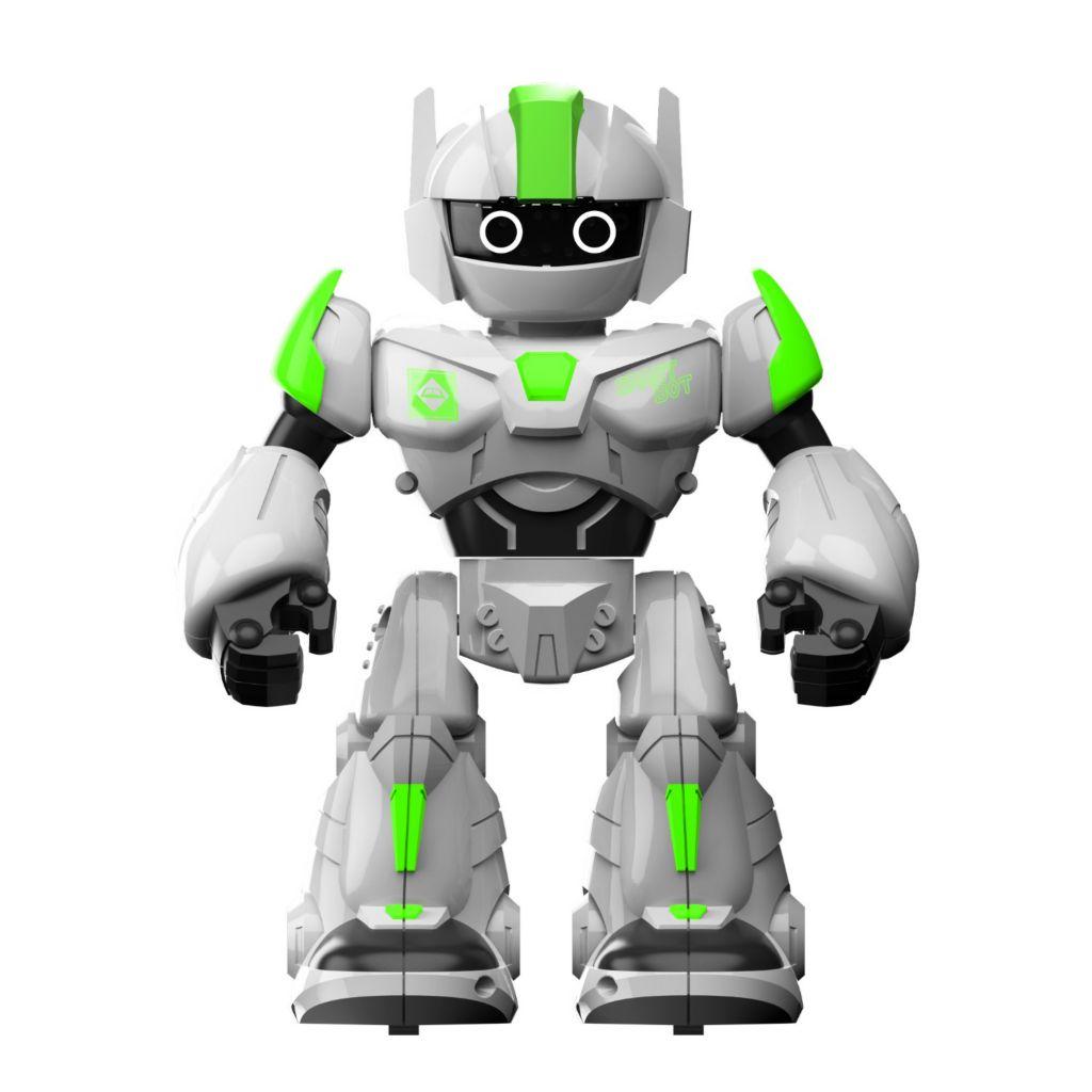 World Tech Auto >> World Tech Toys Smart Bot Auto Function Teaching Robot W Blaster Shield