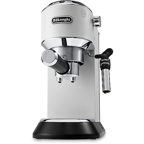 DeLonghi Dedica 15-Bar Pump Espresso Machine w/ Cappuccino System
