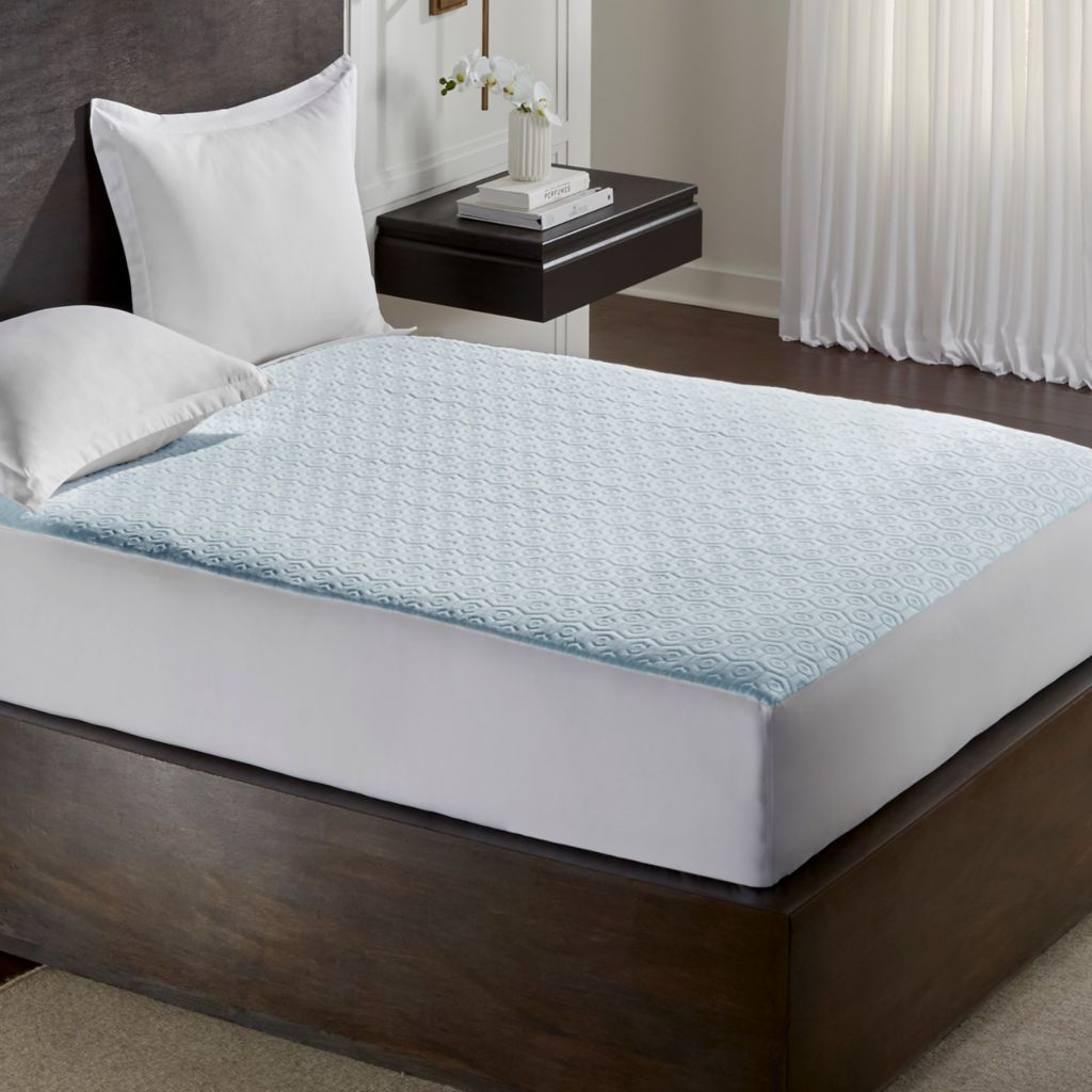 Hydrologie Cooling Water Resistant Mattress Pad Evine