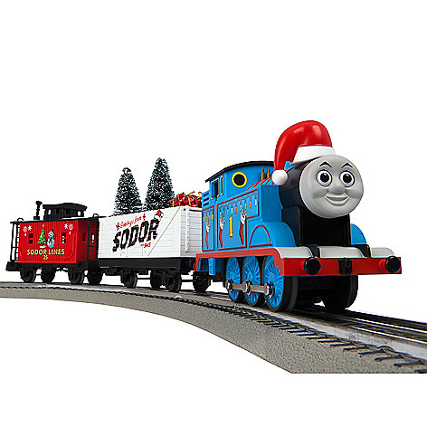 Lionel Trains Bluetooth Thomas and Friends LionChief Ready-to-Run O-Gauge  Christmas Train Set