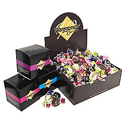 Waggoner Chocolates 3 lbs Individually Wrapped Soft Center Collection