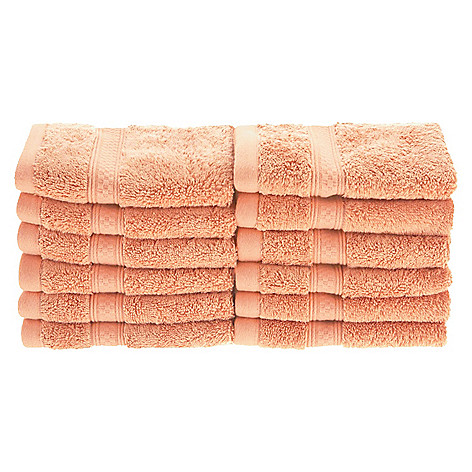 dc412f5c9df7 479-492- Superior Set of 12 Rayon from Bamboo   Cotton Face Towels