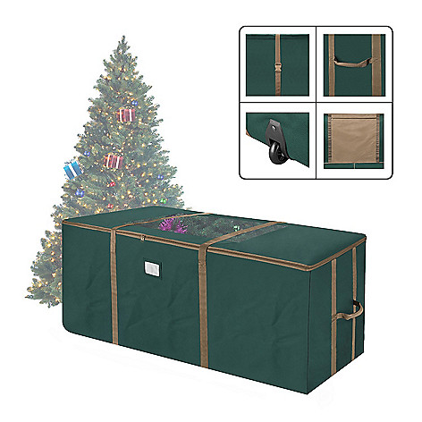 479 946 Elf Stor Rolling Christmas Tree Storage Duffel Bag