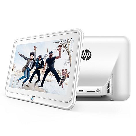 Hp 101 Touchscreen Wi Fi Digital Photo Frame Evine