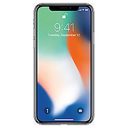 Apple® iPhone X 5.8 4G LTE 64GB Unlocked Smartphone - Refurbished - 480-211