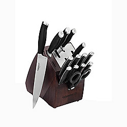 482-320 Calphalon 14-Piece or 15-Piece Self-Sharpening Wood Block Cutlery Set - 482-320