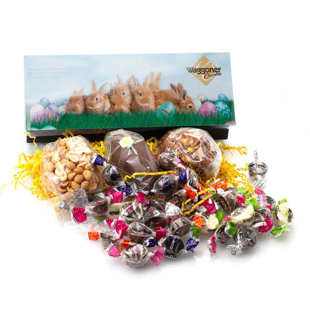 Waggoner Chocolates Spring Eggs - 483-234