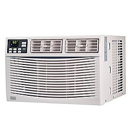 Black & Decker Energy Star Certified Choice of BTU Window Mounted Air Conditioner w/ Remote