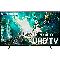Samsung RU8000 Series Choice of Size 4K Ultra HD Smart LED TV
