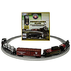 Lionel Trains Pennsylvania Flyer LionChief Bluetooth Train Set