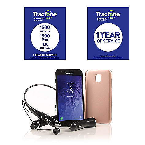 TracFone Samsung, Galaxy J3 Orbit 5