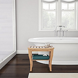 Lavish Home Bamboo Shower Bench