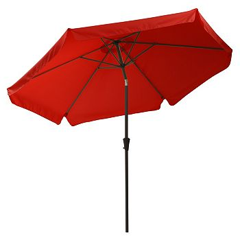 Outdoor Living Starting at $29.99 484-789 CorLiving Choice of Square or Round Tilting Patio Umbrella - 484-789