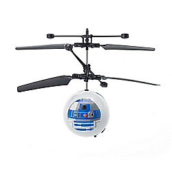 "World Tech Toys Star Wars Set of 4 Motion Sensing 6"" Helicopters"