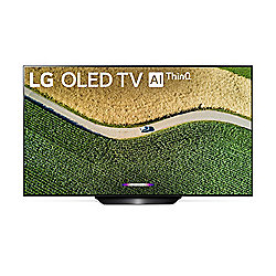 "LG B9 55"" 4K UHD HDR Smart OLED TV w/ ThinQ AI"