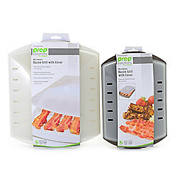 Progressive Small & Large Bacon Cookers w/ Covers
