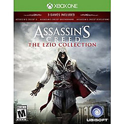 Microsoft Xbox One Assassins Creed: The Ezio Collection