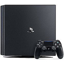 Sony PlayStation Pro 1TB Gaming Console w/ DualShock 4 Wireless Controller & Headset