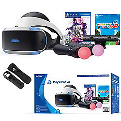 PlayStation VR Bundle w/ Silicone Controller Case