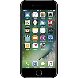 "Apple® iPhone 7 4.7"" 4G LTE GSM 128GB Unlocked Verizon + Sprint Smartphone - Refurbished"