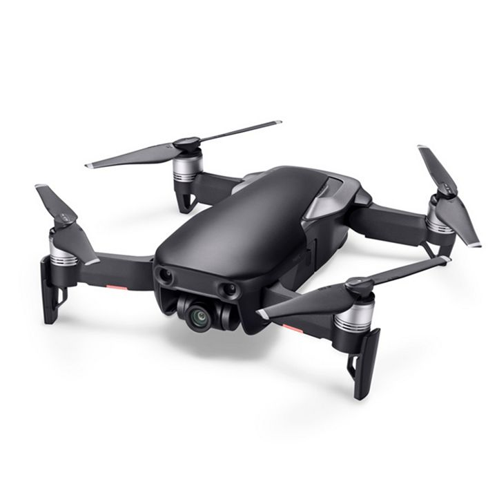 491-084 DJI Mavic Air Onyx Black Remote Control Quadcopter Drone w 4K Gimbal Camera