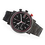 36297de331e Image of product 629-651. Gucci 43mm G-Chrono Swiss Quartz Chronograph  0.84ctw Gemstone Stainless Steel Bracelet Watch
