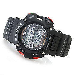 Casio 45mm G-Shock Mudman Quartz Digital Multi Function Strap Watch