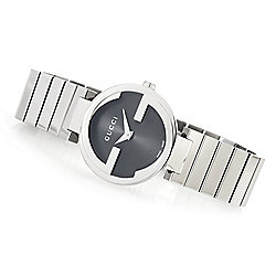 Gucci Women's Music Fund Swiss Made Quartz Stainless Steel Bracelet Watch
