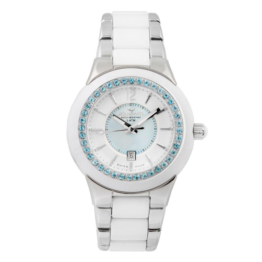 Aquaswiss 38mm Sea Star Swiss Made Bracelet Watch - 636-976