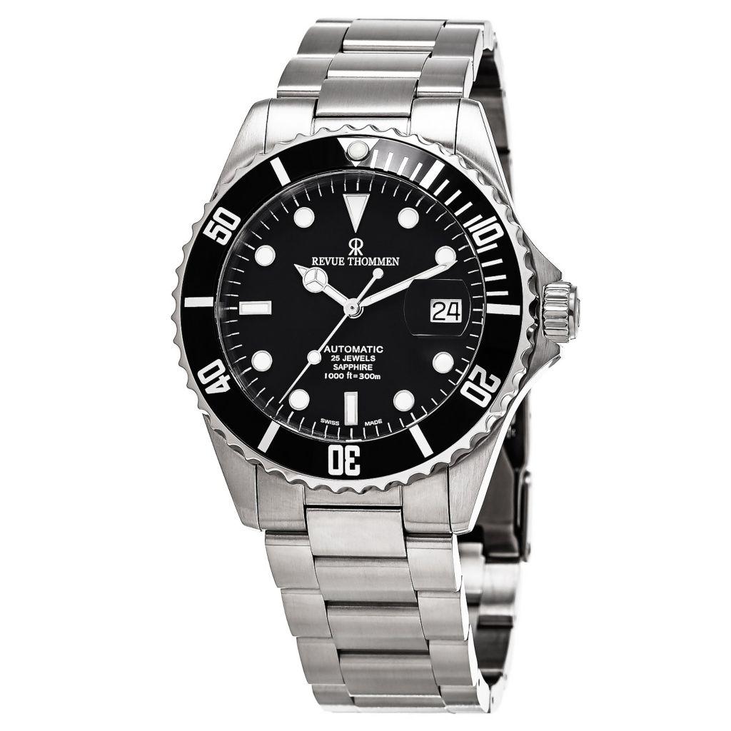 Revue Thommen 42mm Swiss Made Watch - 637-263