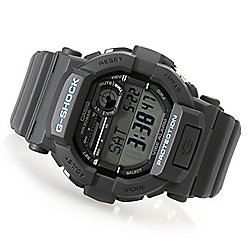 Casio 48mm G-Shock Basic G Digital Quartz Chronograph Strap Watch