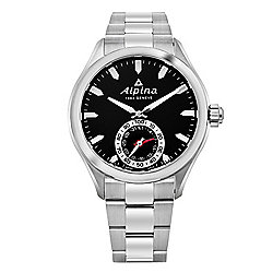 Alpina Men's 44mm Smart Watch Motionx® Swiss Made Quartz Multi Function Stainless Steel Watch - 641-474