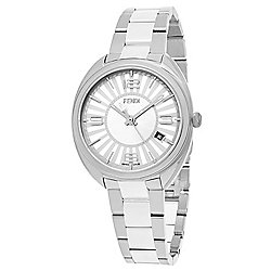 Fendi Women's Momento Swiss Made Quartz Ceramic & Stainless Steel Bracelet Watch