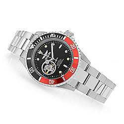 39211bae3 Image of product 643-983. QUICKVIEW. Invicta Men's 40mm Pro Diver Open  Heart Automatic Stainless Steel Bracelet Watch