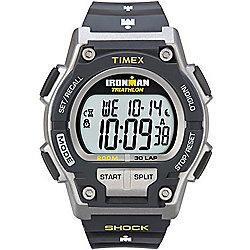 Digital Watches - 645-199 Timex Men's 42mm Ironman Classic Shock 30 Digital Quartz Strap Watch - 645-199