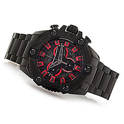 3764640abe8 Image of product 646-766. QUICKVIEW. Invicta Men s 63mm Grand Octane  Coalition Forces Black Label Swiss Quartz Chronograph Bracelet Watch