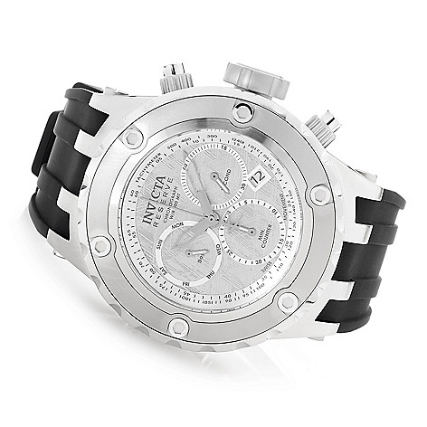Invicta Reserve Men s 52mm Subaqua Specialty Swiss Quartz Chronograph  Meteorite Dial Strap Watch - EVINE aeb905a5e8d