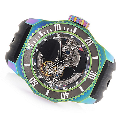 Invicta_Mens_52mm_Russian_Diver_Ghost_Automatic_Skeletonized_Dial_Iridescent_Silicone_Strap_Watch