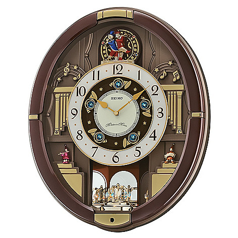 product w wall melodies clock seiko rotating defaultimage watches motion musical in pendulum made