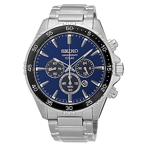 Seiko_Men's_44m_Solar_Quartz_Chronograph_Stainless_Steel_Bracelet_Watch