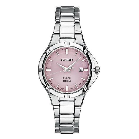 Seiko_Women's_Solar_Quartz_Date_Stainless_Steel_Bracelet_Watch