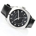 7cc18257c48 Gucci Women s GG2570 Swiss Made Quartz Diamond Accented Stainless Steel  Bracelet Watch. Evine Price  1
