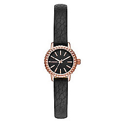 41f46f165d9 Diesel Women s Timeframe Quartz Leather Strap Watch