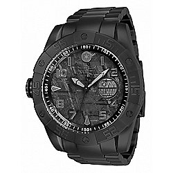 Clearance - Up to 85% OFF - 652-861 Invicta Star Wars Men's 54mm Pro Diver Lefty Limited Edition Automatic Meteorite Dial Bracelet Watch - 652-861