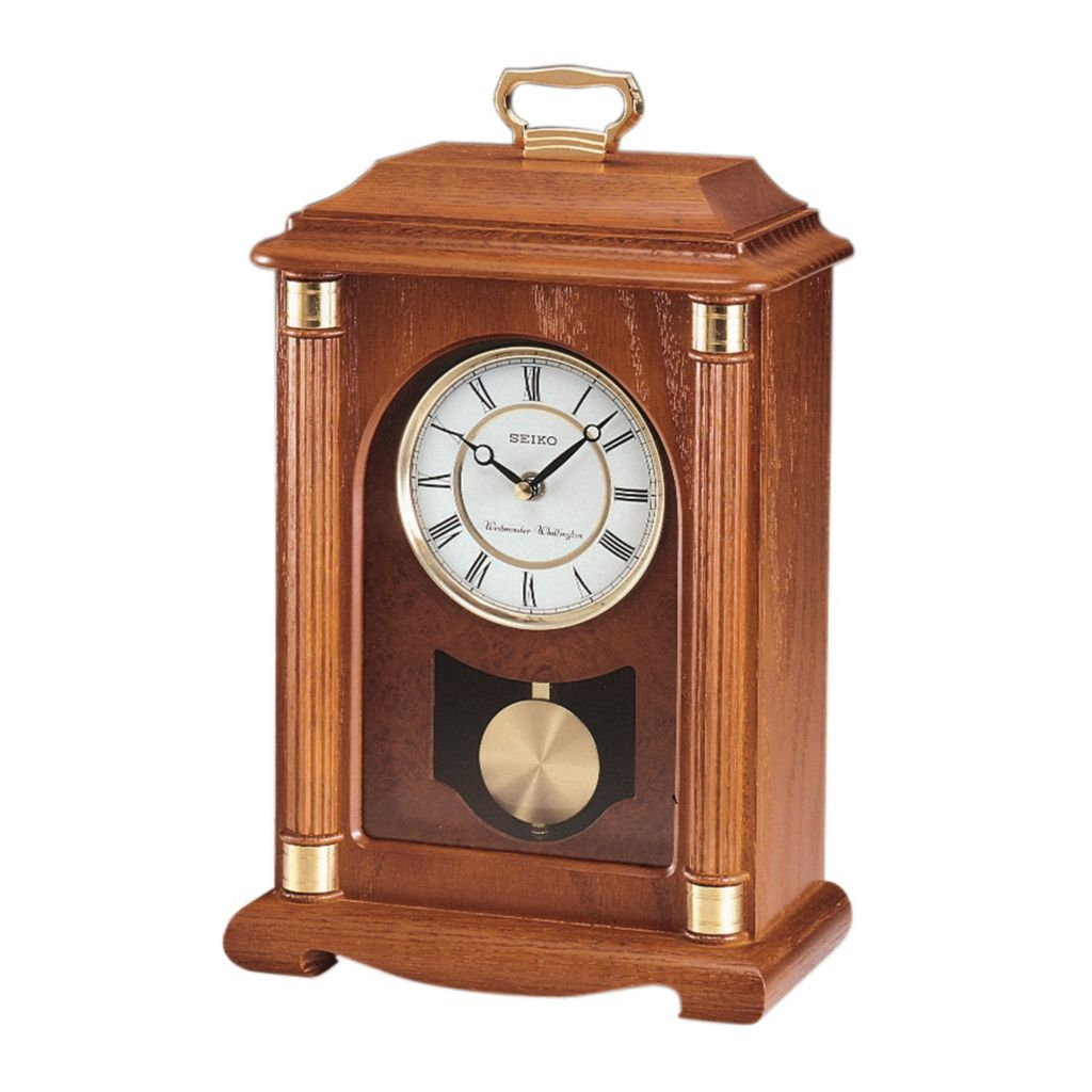 Seiko world mantel clock