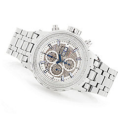 Invicta Reserve Men's 52mm Specialty Subaqua Limited Edition Swiss Automatic Diamond Bracelet Watch