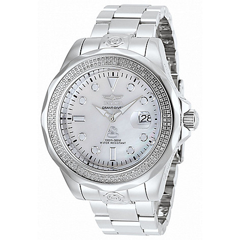 Pro Diver NH35 Diamond Watch